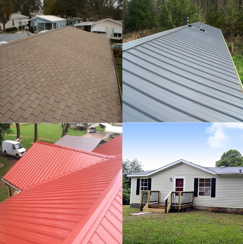 Mobile Home Metal Roof Installation Contractors in Missouri by Experienced  Roofers